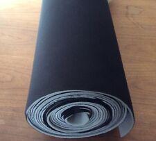 Lincoln Town Car headliner repair fabric-BLACK-2 yards long