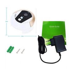Interphone Vidéo Sonnette avec Capteur Wifi HD Pièce Appel Distance Smartphone