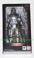 Bandai S.H.Figuarts Star Wars The Last Jedi Captain Phasma SHF Action Figure
