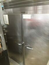 Traulsen refrigerator two door double Roll In Used Great Condition 2 Availbale