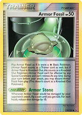 Fossil Pokémon Individual Cards in English