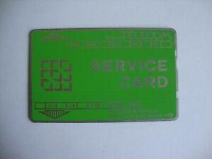 1991 BT 200 unit Engineers Service Card - Used