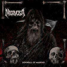 Downfall of Mankind NERVOSA CD ( FREE SHIPPING) ltd dijipack