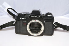 Minolta X-370s 35mm Film Camera Body - For Parts & Repair - From Canada!