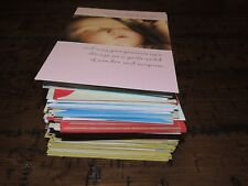 New 75 Misc. Cards Birthday Sympathy American Greetings Other Duplicates