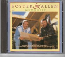 (GM77) Foster & Allen, Memories - 1993 CD
