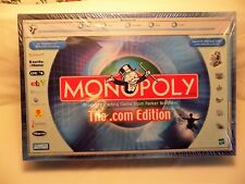 MONOPOLY THE .COM EDITION NEW