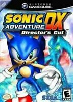 Sonic Adventure DX - Nintendo GameCube Game Authentic