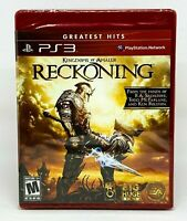 Kingdoms of Amalur: Reckoning - PS3 - Brand New   Factory Sealed