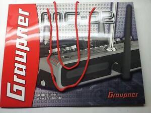Papiertasche umweltfreundlich Graupner Mc-32 ca 45x35x15cm