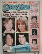 Super Teen Vintage Magazine June 1979 (Parker Stevenson, Kiss)