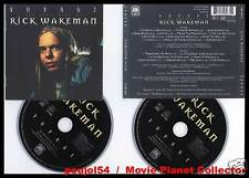 "RICK WAKEMAN ""Voyage - The Very Best Of"" (2 CD) 1996"