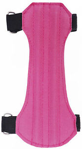 Arm Guard Available in 8 different Colours Fabric Archery 18CM Long FAG203 YOUTH