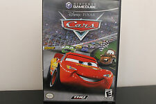 Cars  (Nintendo GameCube, 2006) *Tested/Complete/Wii Compatible