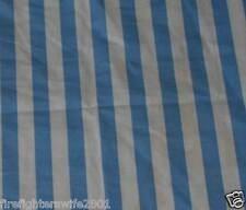 Jumping Beans Blue White Stripe Twin Bedskirt nwop