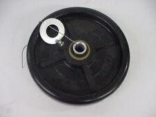 """JOHN DEERE Genuine OEM Front Mower Deck Wheel AM107560 6 1/4 60"""" 425 445 455 160"""