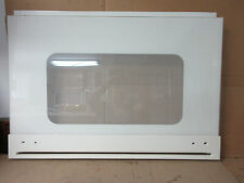 Ge Range Outer Door Glass Bisque Part # 164D4623P003