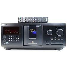 Sony CDP-CX355 MegaStorage 300 Disc CD Changer w/Remote [REFURBISHED]