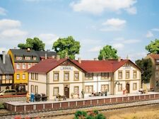 Auhagen 11413 Spur H0 Bahnhof Grünberg #NEU in OVP#