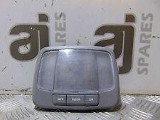 KIA SORENTO 2.5 DIESEL 2003 MIDDLE INTERIOR ROOF LIGHT