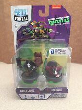 Teenage Mutant Ninja Turtles Hero Portal Booster Pack Casey Jones & Splinter NEW