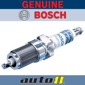 Bosch Platinum Spark Plug for Bentley Azure 6.8L Petrol L410MT 1T 1999 - 2006