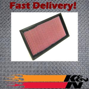 K&N 33-2226 Air Filter suits Peugeot 307 XSE EW10J4 (RFN RFR)