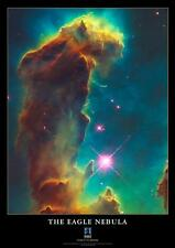 A3 The Eagle Nebula Poster