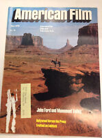 American Film Magazine John Ford And Monument Valley May 1978 040517nonr