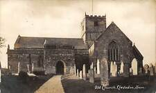 Old Church Clevedon Sorn Eglise Kirche 1916