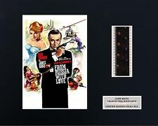 James Bond From Russia With Love  (8 x 10) 35mm film cells
