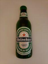 Heineken Half Bottle Stick Up Decor Man Cave - Bar