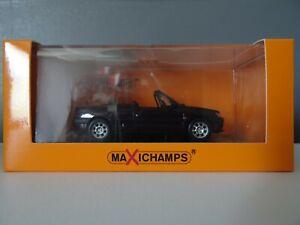 Peugeot 306 cabriolet Maxichamps 1/43 NEUF