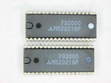 "M52321SP  ""Original"" Mitsubishi  36P DIP  IC  2  pc"