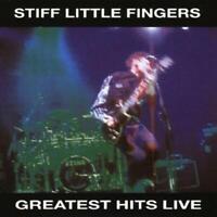 STIFF LITTLE FINGERS - GREATEST HITS LIVE (NEW & SEALED) CD SLF Punk