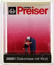 Am Fenster #NEU in OVP## Preiser 14148 Spur H0 Figuren