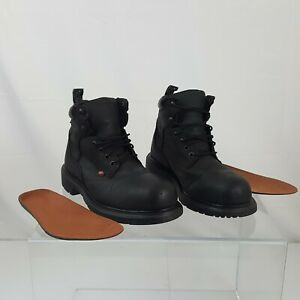Red Wing Redwing 4217 Boots Black 8EE Steel Toe