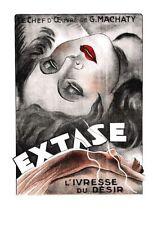 Extase Ecstasy Movie Poster 24in x36in