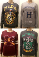 Harry Potter Women's Ladies Sweater/Jumper/Joggers/Tracksuit Hogwarts Primark