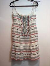 Chloe Women's Stripe Sundress, Size 6 / 34