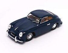 Porsche 356 1956 Dark Blue 1:43 Model LUCKY DIE CAST