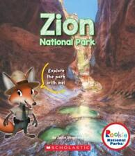 Zion National Park (Rookie National Parks) by Jodie Shepherd: New