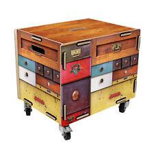 Werkhaus Design + Produktion Rollbox Schubladen Rollcontainer multicolor 45,5 x