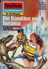 * W-Perry Rhodan nº 509 - 5. edición-los bandidos de terrania-HeFT (1992)