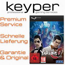 Yakuza 0 Zero Digital Deluxe Edition Steam Key PC Original & Neu