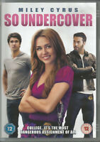 So Undercover DVD [2013] SEALED