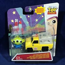 New MINI ALIEN & PIZZA PLANET TRUCK - 2017 TOY STORY MINIS Exclusive
