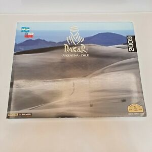 Dakar 2009 Argentina - Chile Book FRENCH - Official Rally Moto Off Road Bike