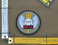 """Ricamata / Embroidered Patch """"NSW JTAC"""" with VELCRO® brand hook"""