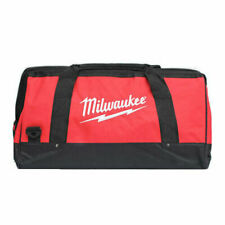 Milwaukee M18BAG M18 Canvas Contractors Heavy Duty Carry Tool Bag 4931431552
